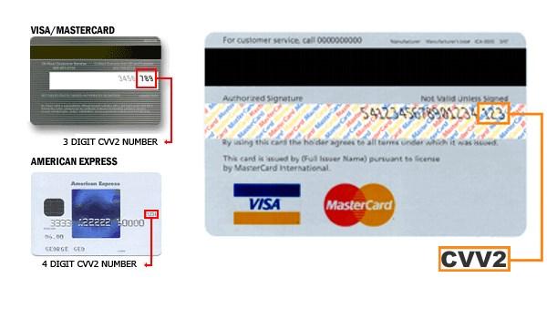 Codul de securitate al cardului ți se solicită atunci când faci cumpărături online. Acesta se mai numește cod CVC (Card Verification Code) pentru cardurile Mastercard sau CVV (Card Verification Value) pentru VISA.  Codul de securitate este un cod format de regulă din 3 cifre și îl poți găsi pe spatele cardului. Acesta poate fi precedat de către semnătura ta, sau de alte cifre, caz în care ai nevoie de ultimele 3 cifre (vezi poza alăturată).