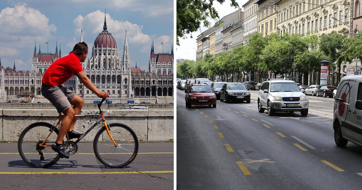 Budapest vezetése jó döntést hozott az újonnan kijelölt bicikliutakkal?