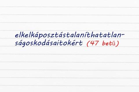 melyik-a-leghosszabb-magyar-szo
