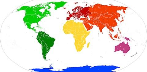 care-este-continentul-cu-cele-mai-multe-tari