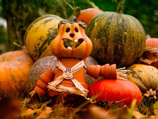 Hol vannak jó Halloween-tök sablonok?